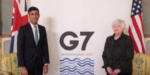 G7 Tax Summit